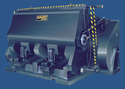 Heavy Duty Platen